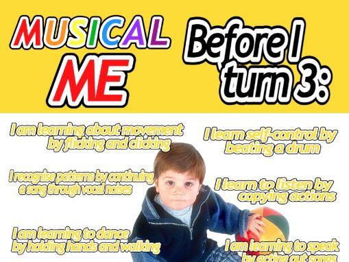 Musical ME under THREE