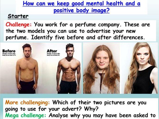 Body Image PSHE