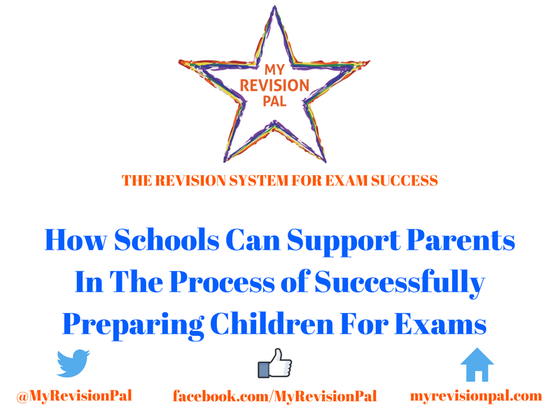 How Schools Can Support Parents In The Process of Successfully Preparing Children For Exams