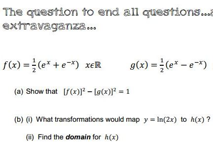 C3 Extravaganza! An AQA C3 revision resource