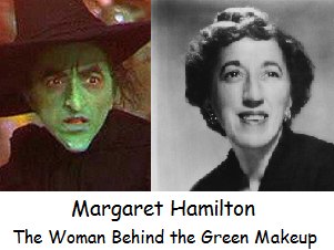Mini-Bio: Margaret Hamilton - The Wicked Witch of The Wizard of Oz