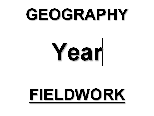 school grounds geography skills project fieldwork map data statistics 1-9 (8-10 lessons)