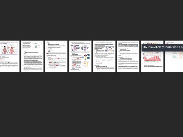 Unit 7 GCSE Edexcel 9-1 Biology Notes