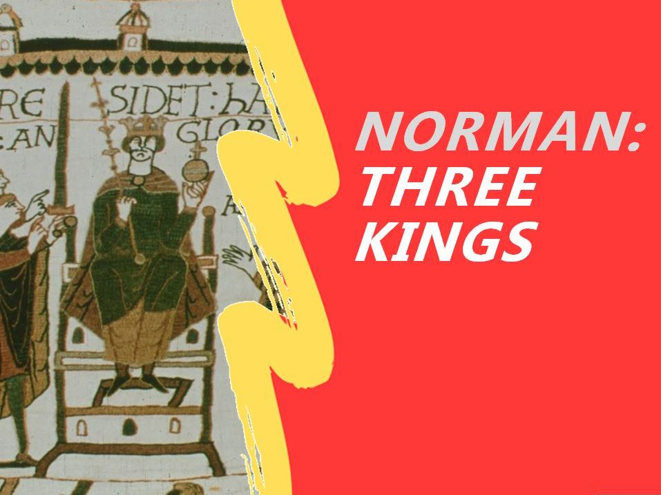 Three Kings; Who should be King in 1066