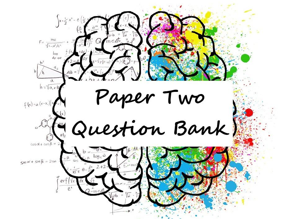 Psychology A level Paper 2 Question Bank