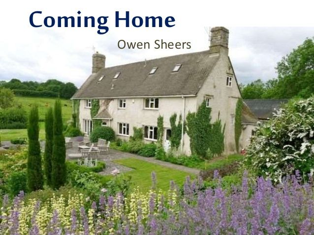 GCSE Poetry: Coming Home Owen Sheers - SALSA station lesson