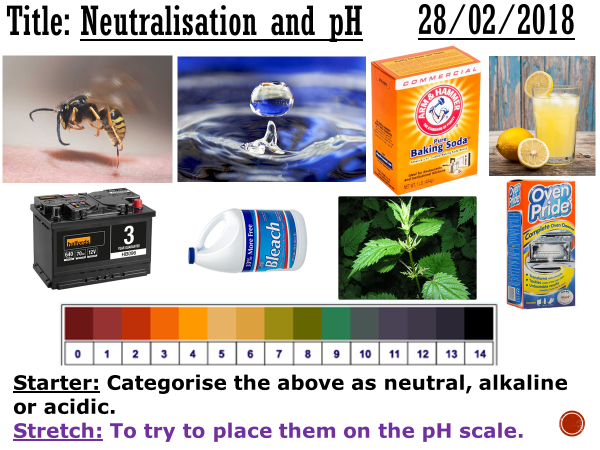 Neutralisation and pH - Complete lesson (GCSE 1-9)