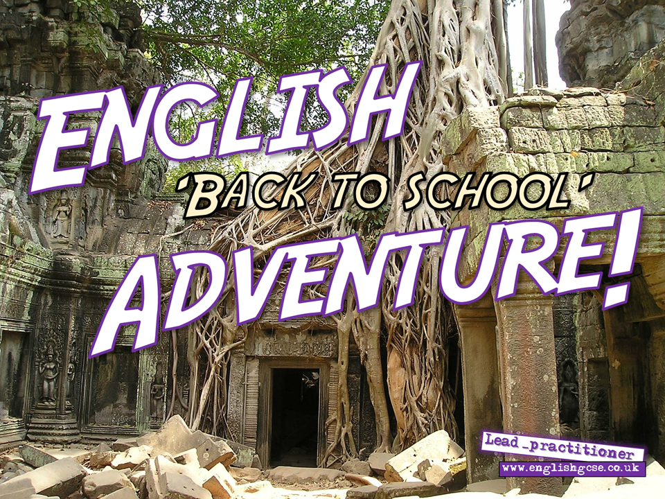 Back to School English