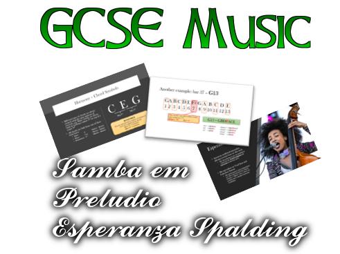 Spalding: Samba Em Preludio (Set Work Study - GCSE Music)