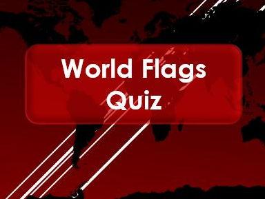 Tutor Time: World Flags: Quiz