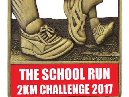 2km PE Running Challenge