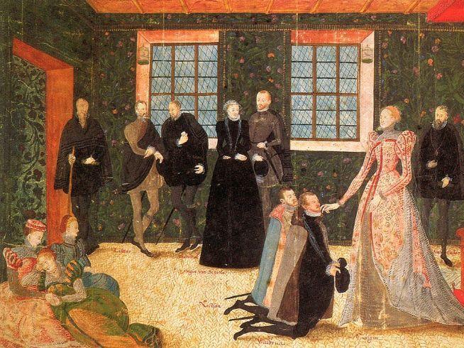 Elizabeth I's System of Patronage - Historic Environment: 2022