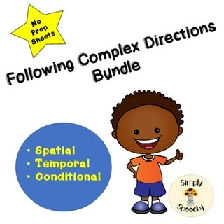 Following Complex Directions Bundle