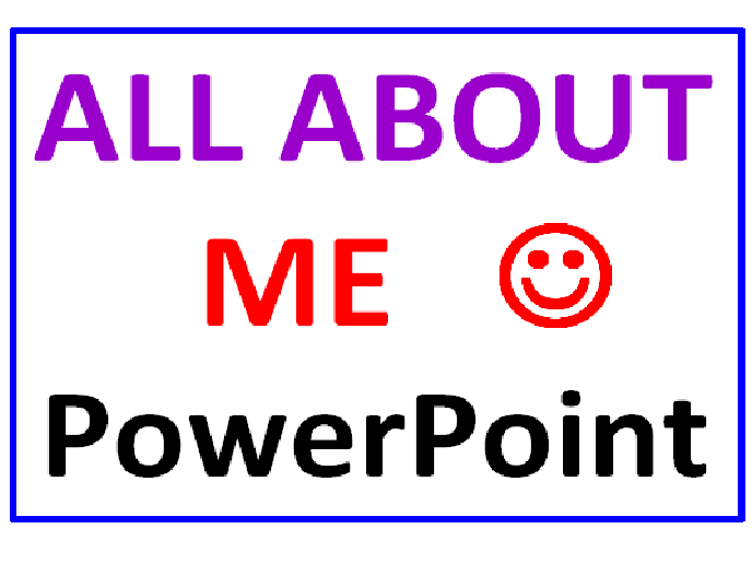 All About Me PowerPoint Show