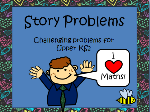 Upper KS2 story problems