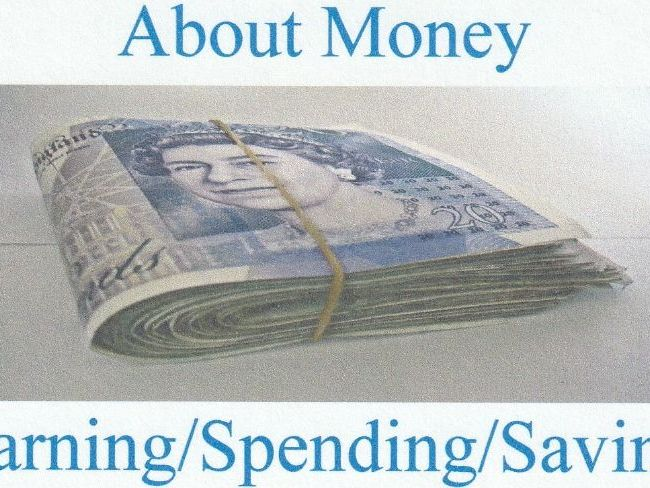 PP About Money - Earning/Spending/Saving