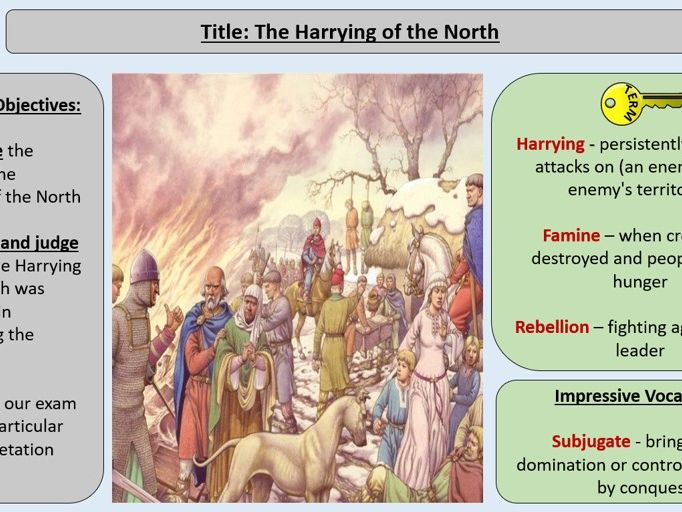 The Harrying of the North
