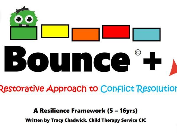 Bounce Back:  Restorative Approach to Conflict Resolution - Schools (5-14yrs)