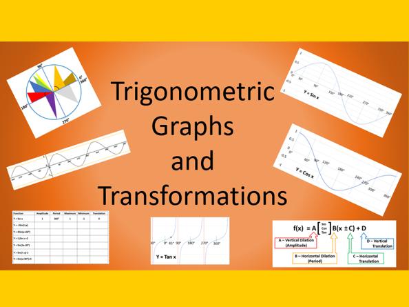 Trigonometric Graphs and Transformations ppt