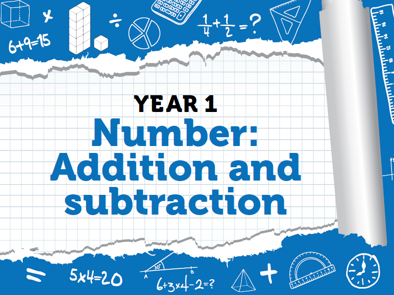 Year 1 - Addition and Subtraction - Week 5 to 8