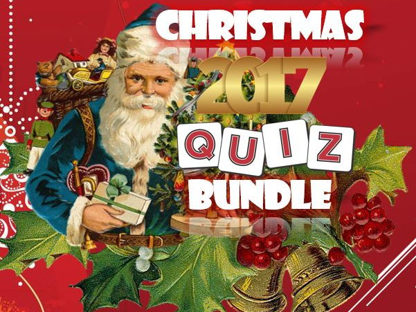 Christmas 2017: Christmas Sounds Quiz (x3)