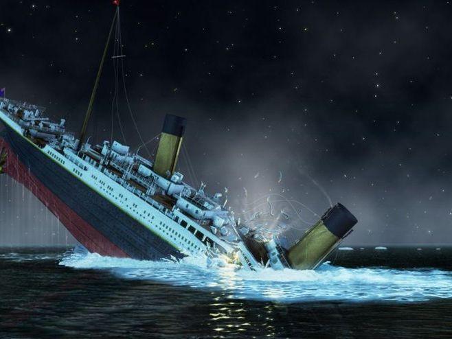 Eduqas English Language Component 1- Titanic paper