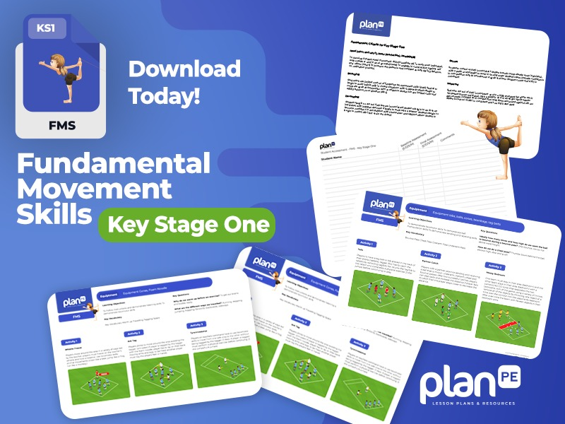 Fundamental movement Skills/Warm up Games