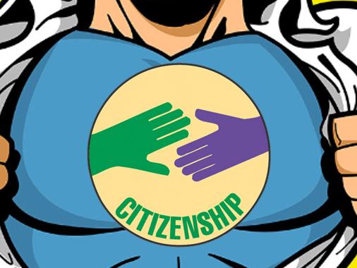 PSHE/Citizenship: Being a good citizen