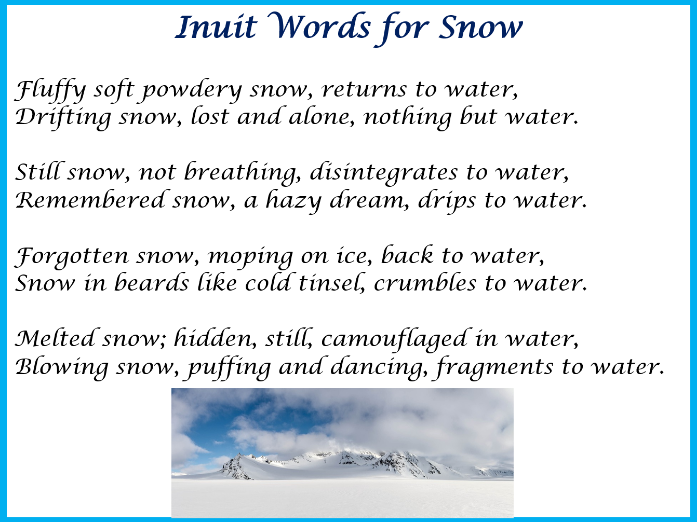 Arctic Poems