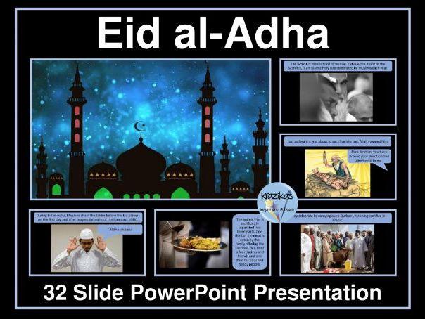 Eid al-Adha (Eid ul-Adha)