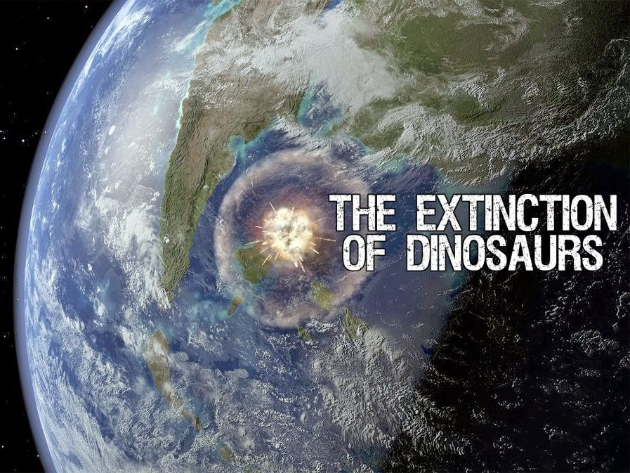 The Extinction of Dinosaurs For Kids Audiobook & Activity