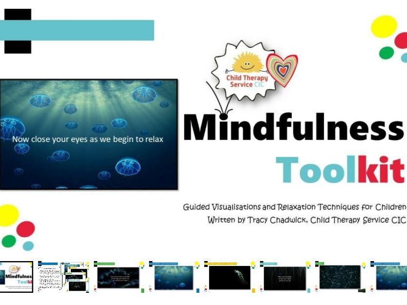 Mindfulness Toolkit - for Schools (3 - 14yrs)