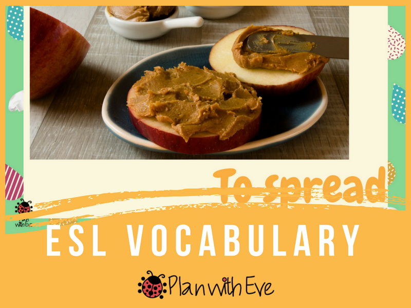 ESL Vocabulary - Cooking Verbs