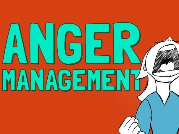 Anger Management Support Package
