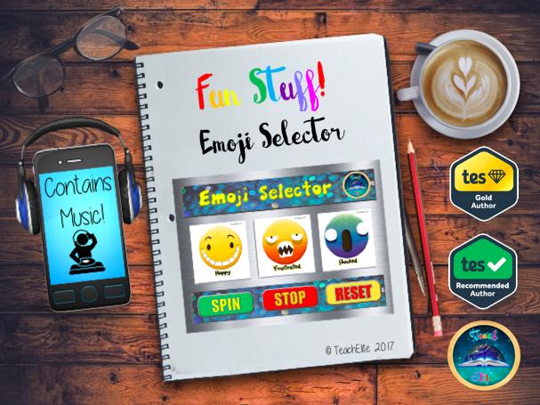 Emoji Selector-Interactive