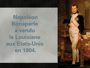 France:  De Napoléon à aujourd'hui powerpoint
