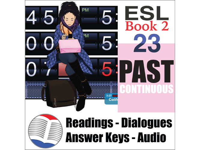 ESL Readings & Exercises Book 2-23