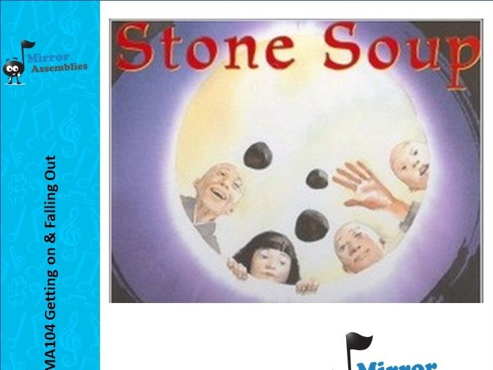 Stone Soup - An Assembly about Sharing - Primary