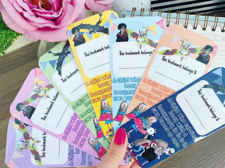 KS2 Bookmarks