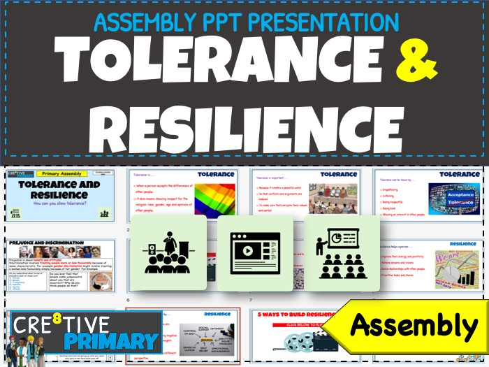 Tolerance and Resilience
