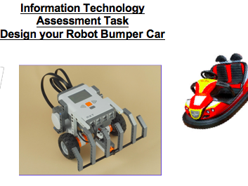 Robotics Assessment Task