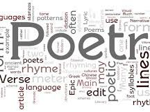 Poetry from different cultures (KS3 - 9+ lessons)