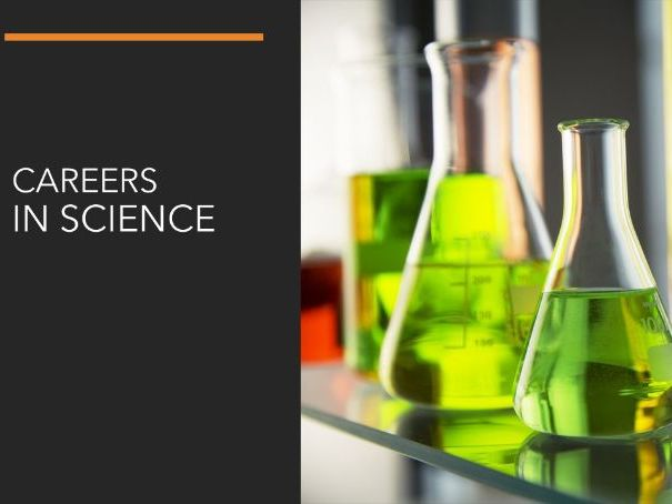 Knowledge about  science  careers
