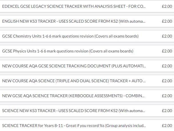 AQA Trilogy Physics GCSE Homework Pack  New      spec  by     TES