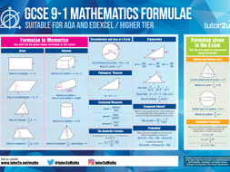 9-1 GCSE Maths, Edexcel Topic 1-19 Tests with answers and commentary.