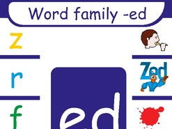 CVC Word Families -short vowels