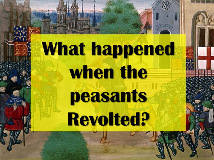 The Peasants' Revolt 1381 Full Middle Ages Lesson