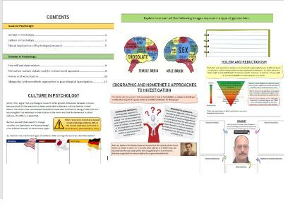 Issues and debates student workbook