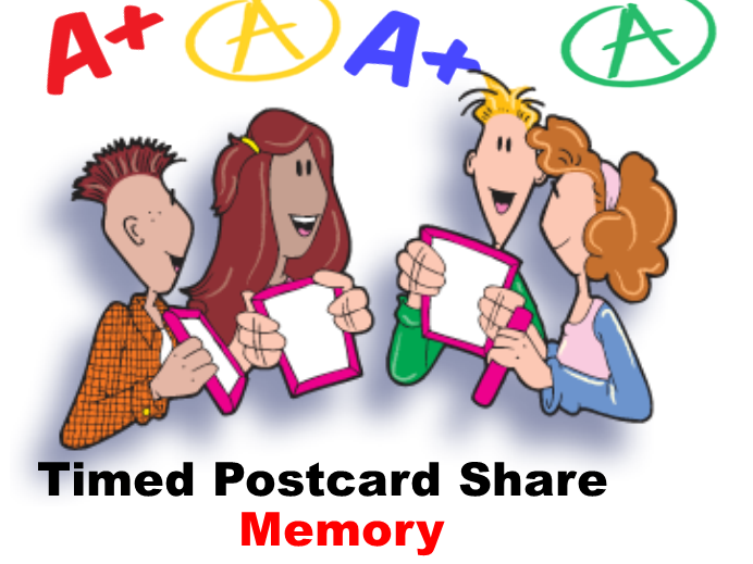 SPECIAL EXAM OFFER (normally £7) Revision Postcards - Memory