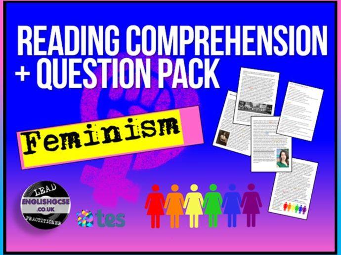 Feminism Reading Comprehension